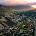 Hout Bay Valley View by Panorama Paul