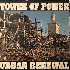 TOWER OF POWER:URBAN RENEWAL(JACKET A)
