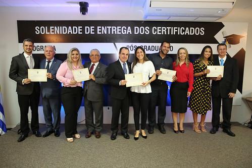 Solenidade de Entrega dos Certificados das Pós-Graduações (16)