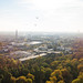 Frankfurt Fall Skyline
