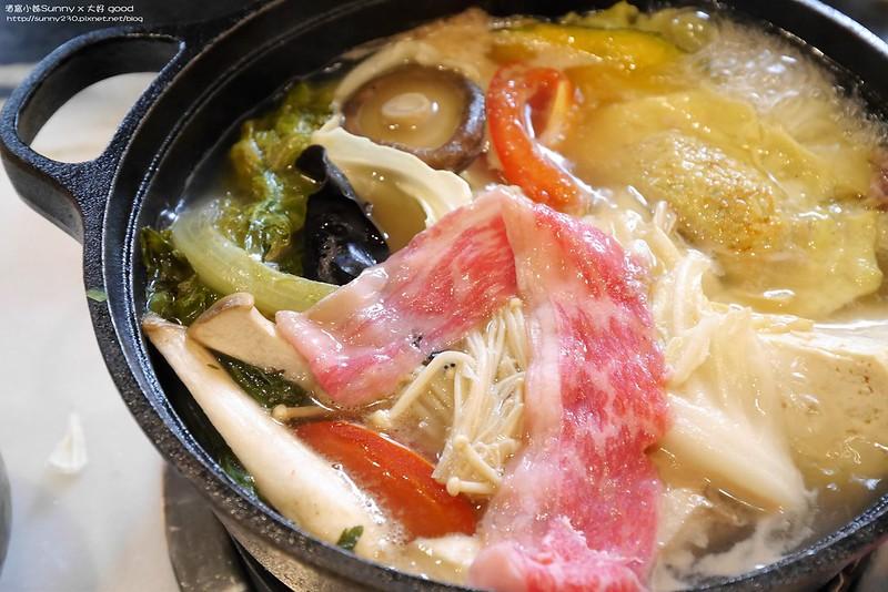 嘉義美食 大好冷藏熟成肉火鍋專門