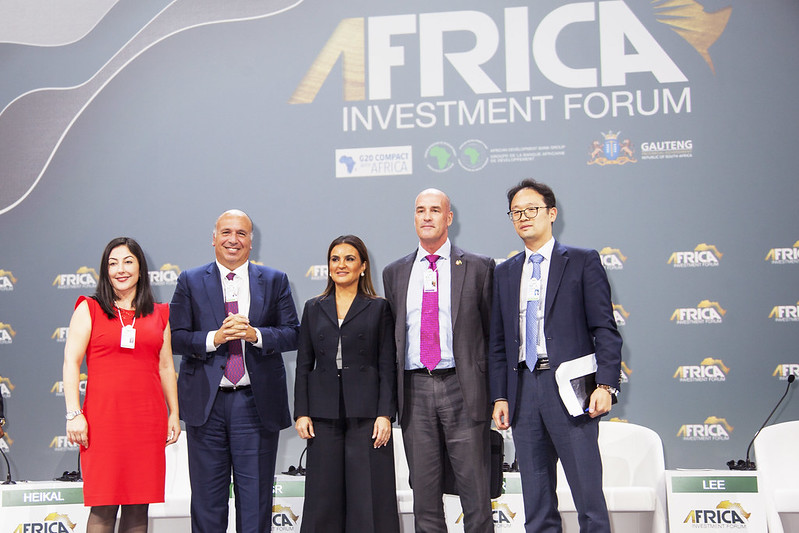 Africa Investment forum - G20 Compact with Africa(CWA)