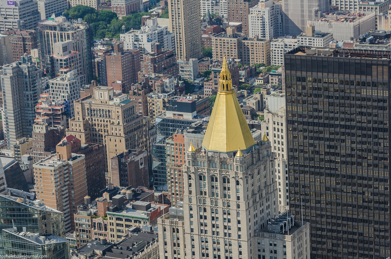 Нью-Йорк_Empire State Building-44