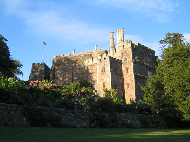 7 Berkeley Castle, Canon POWERSHOT S50