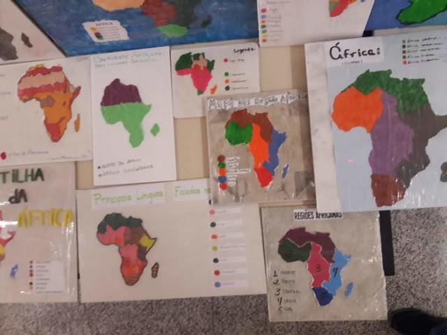 Projetos de Geografia - Colégio Metodista em Bertioga