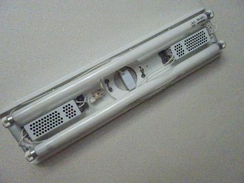 LED専用スターターがつけられない照明