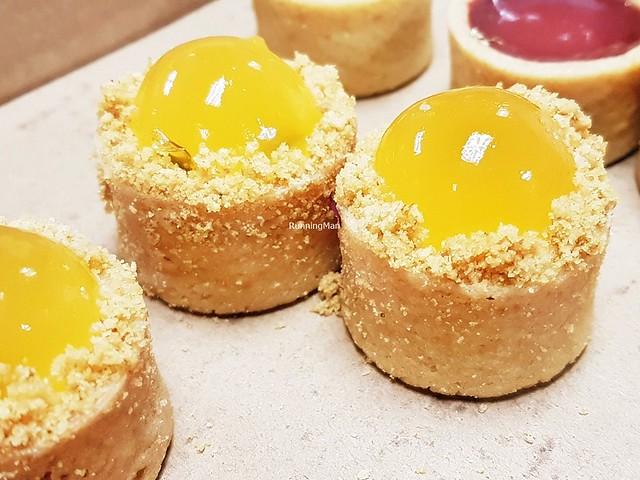 Passionfruit Pudding Pie