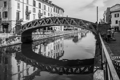 Ponte di via Corsico