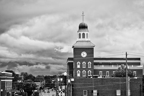 Courthouse - Griffin, GA