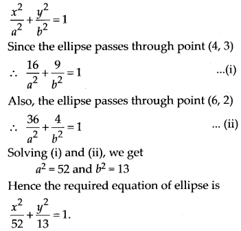 NCERT Solutions for Class 11 Maths Chapter 11 Conic Sections 33