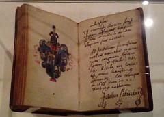 Vriendenboek of Alba Amicorum van Henricus en Johannes Real (17e eeuw)