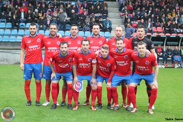 UD.OURENSE VS BERGANTIÑOS CF.