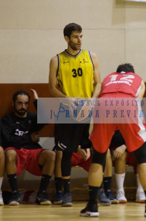 CB Santa Coloma - CB Castellar