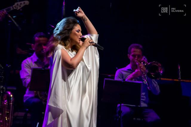 Orquestra à Base de Sopro Convida Maria Rita - Teatro Guaíra - 17/01/2019