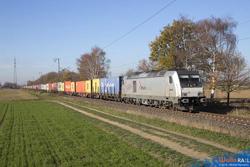 285 114 (DE 803)  RHC . Dülken . 18.11.18.