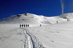 Wipptal: překvapivě dostupný skitouring