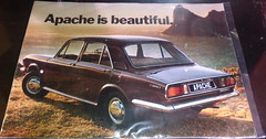 Austin Apache (1976) brochure