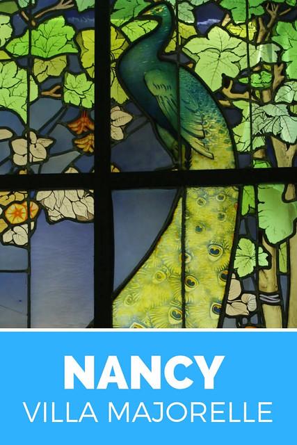 Nancy, Frankrijk: een kijkje in Villa Majorelle | Mooistestedentrips.nl