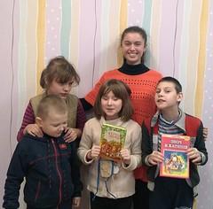 Міні-проект «Недільна читанка з Олесею». 25.11.18. ім. О. Грибоєдова