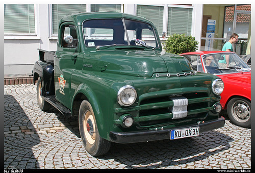 1951 Dodge B-Series Pickup