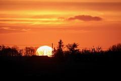 Sunrise - Photo of Bannost-Villegagnon