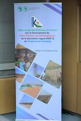 Round table KANDADJI, Niger