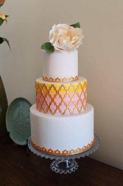 Cake by Sugar Petals Cakes