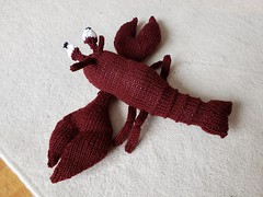 Frank the Lobster (2)
