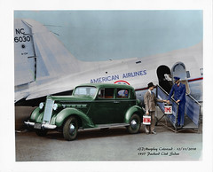Classic Cars Colorized