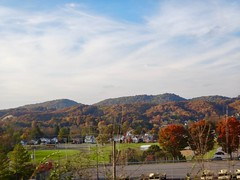 Fall Foliage in West Virginia