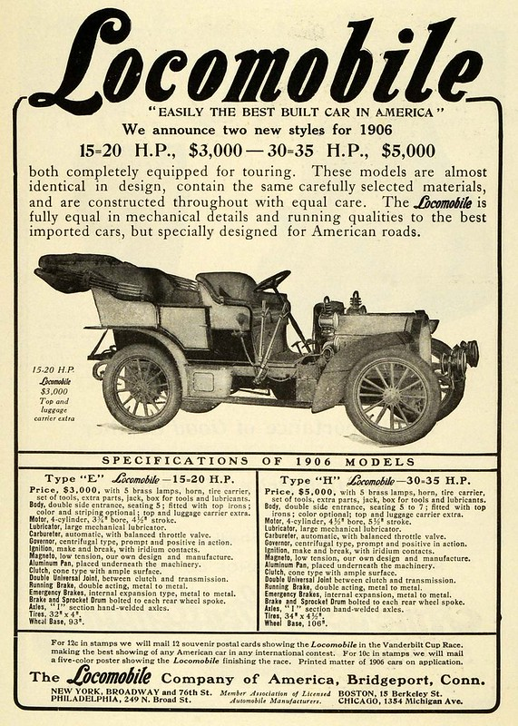 1906 Locomobile