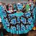 Robe de danseuse de séga