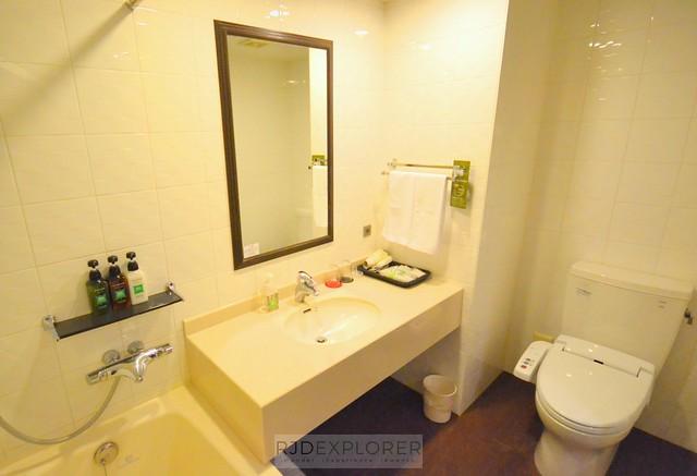 ibis styles sapporo bathroom and toilet