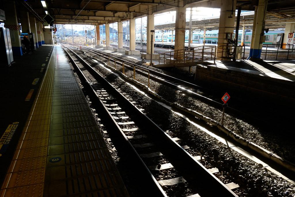Ofuna station, Kamakura