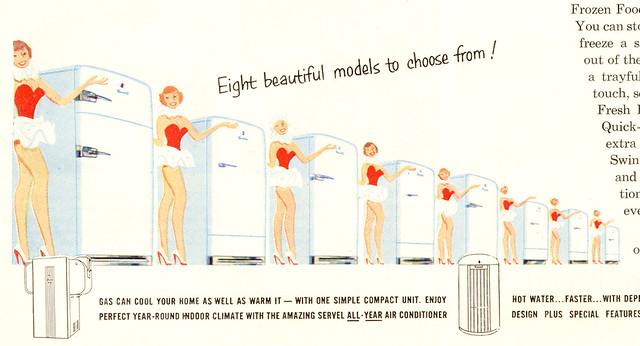 8 Beautiful Models