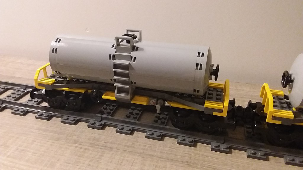Tanker Rail Car
