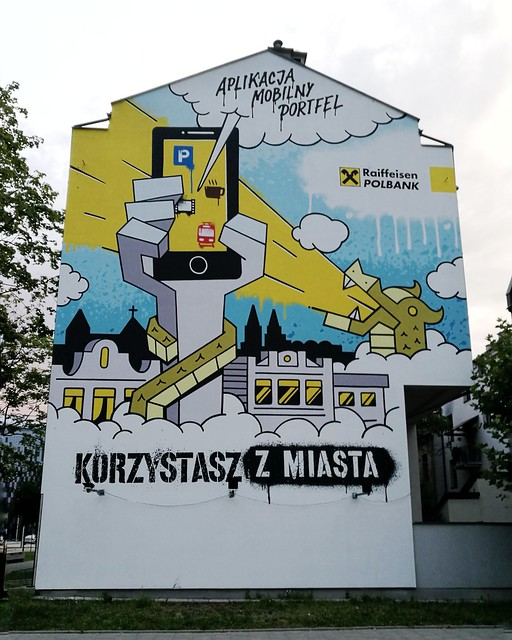 Jan Kallwejt, Raiffeisen (reklama)