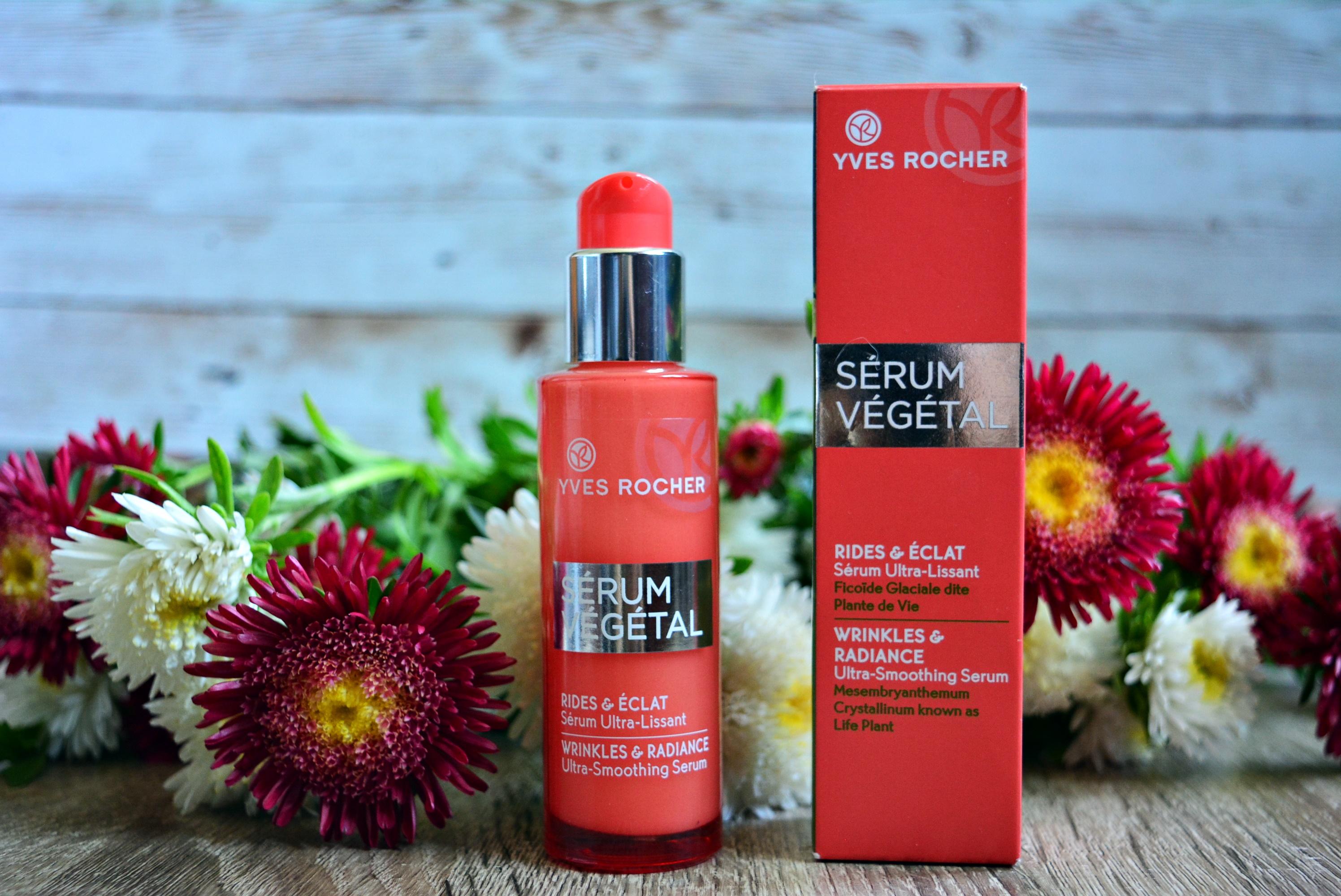 Yves Rocher Serum Vegetal
