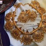 Stunning Bridal Necklace From Tvameva