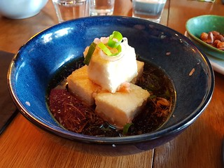 Agedashi Tofu at You Came Again