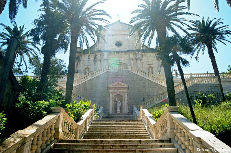 Церковь Рождества Блаженной Девы Марии в Прчане