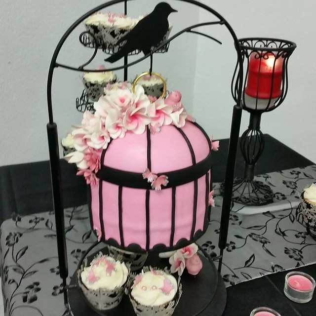 Cage Cake by E Cakes