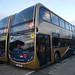Stagecoach MCSL 15746 KX61 DLN & 15745 KX61 DLK