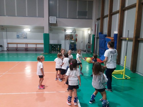Giocovolley e divertimento