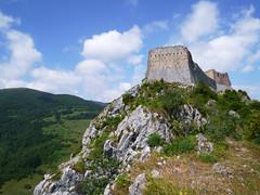 Chateau de Montsegur - Photo of Raissac