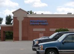 Kroger Arlington, pharmacy drive-thru