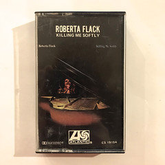 ROBERTA FLACK:KILLING ME SOFTLY(JACKET A)