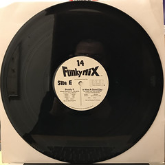 V.A.:FUNKY MIX 14(RECORD SIDE-A)