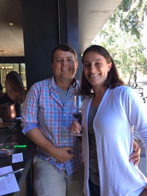Wine Tasting at Brecon Estate, Paso Robles, CA