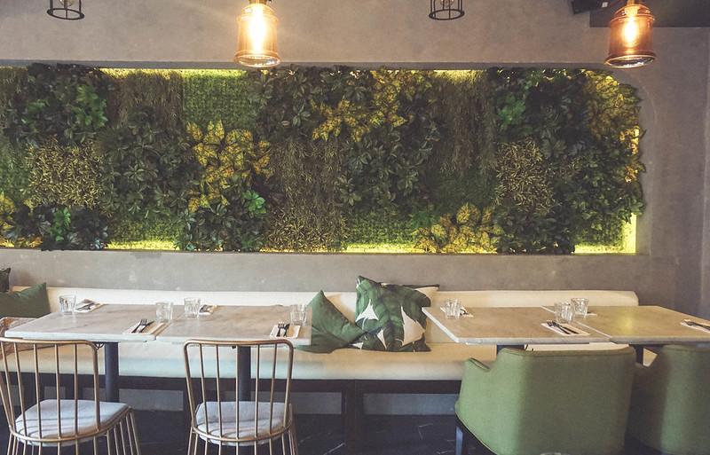 Noor Modern Mediterranean Restaurant in Burgos Circle, BGC
